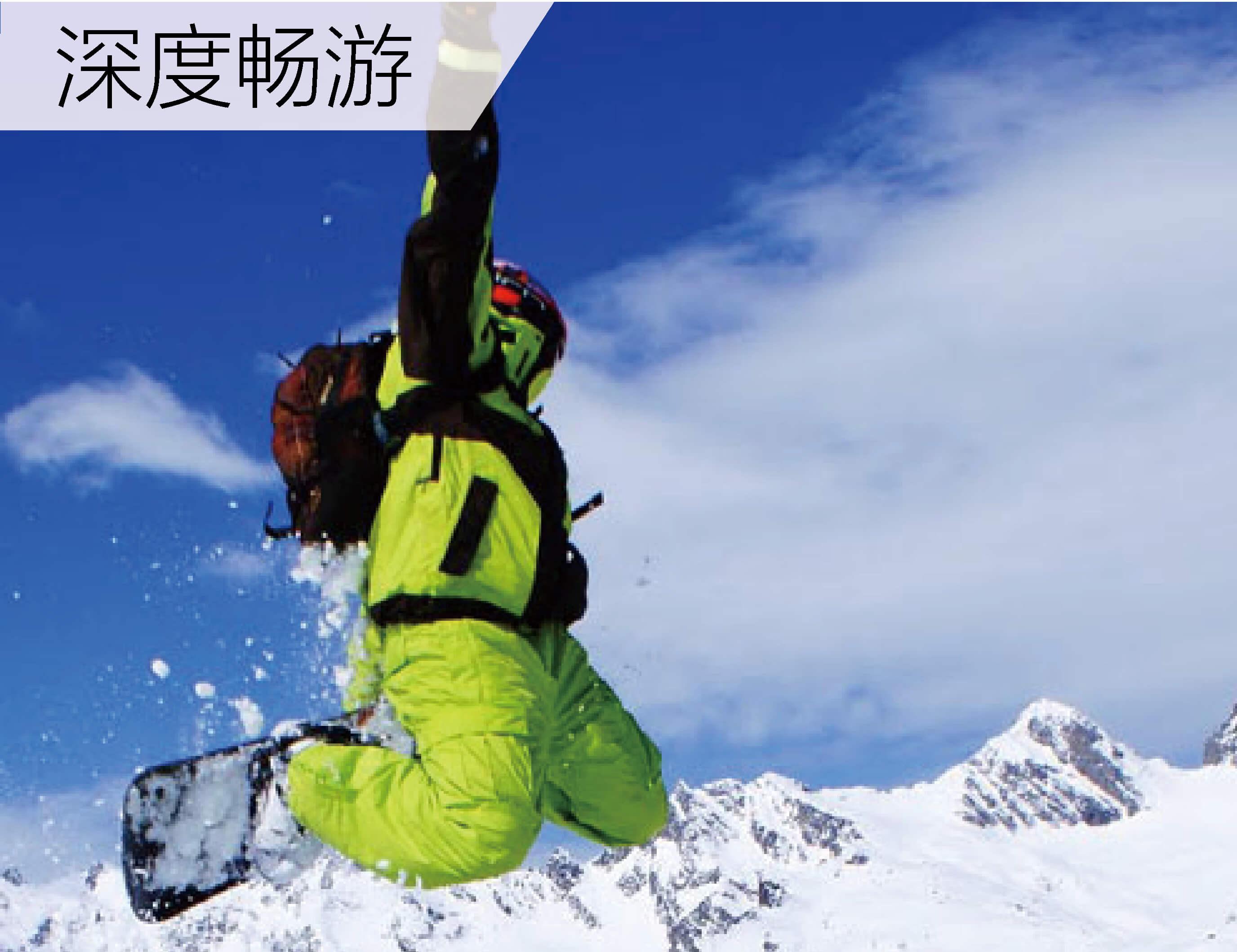 瑞士: 终极滑雪梦想行
